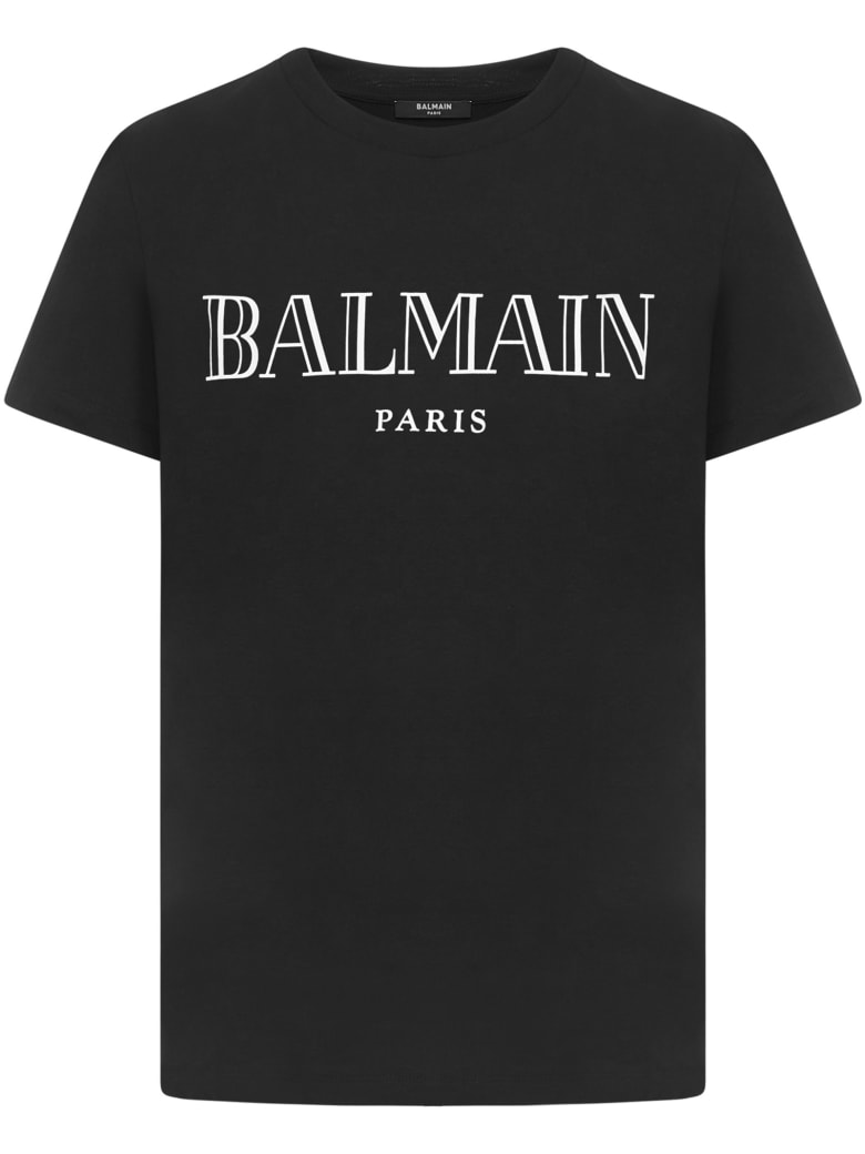 Balmain Paris T-shirt - Black