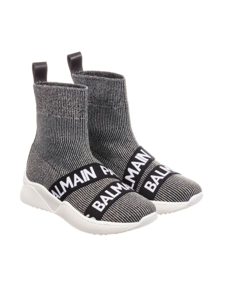 Balmain Socks Teen Shoes - Unica