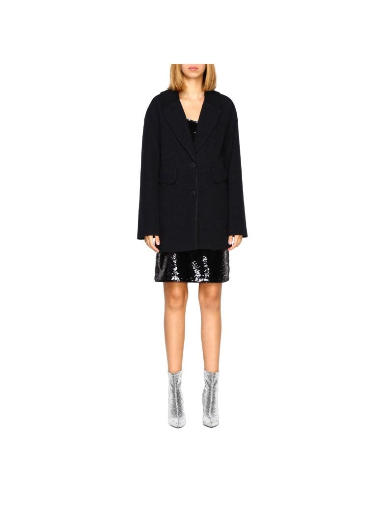 Armani Collezioni Armani Exchange Coat Blazer Women Armani Exchange - black