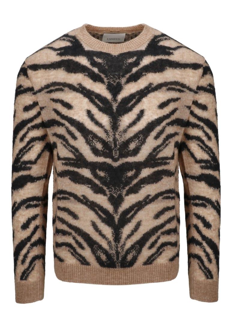 Laneus Sweater - Brown