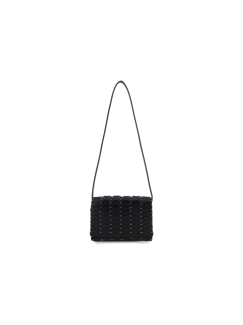 Paco Rabanne Pacoio Shoulder Bag - Black
