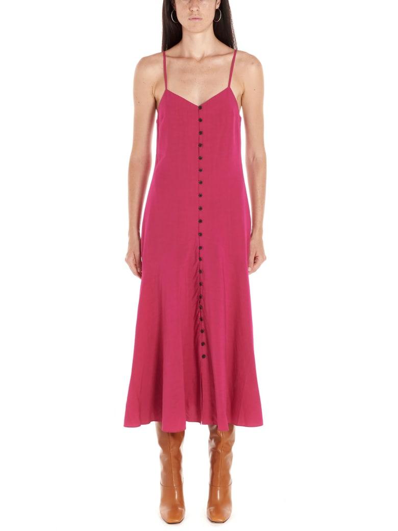 Mara Hoffman Dress - Fuchsia