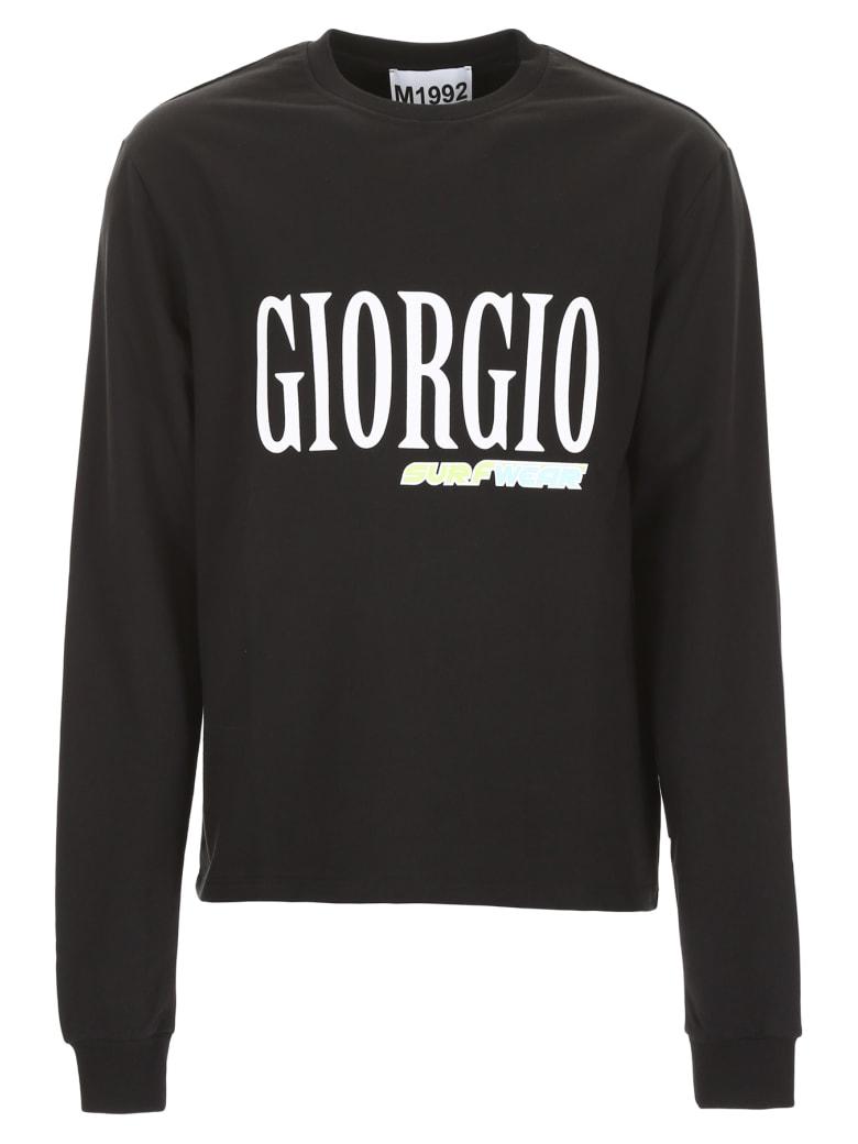 M1992 Giorgio Surfwear T-shirt - NERO (Black)