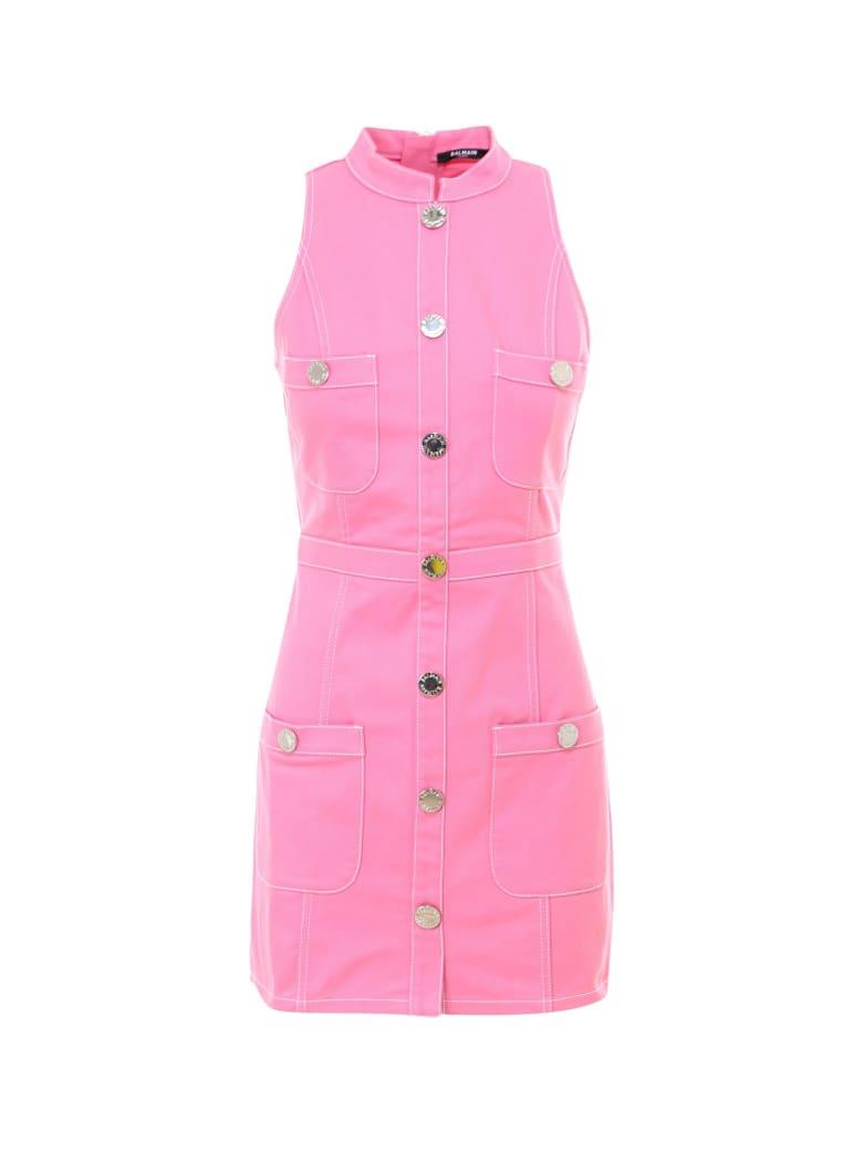 Balmain Dress - Ka Rose