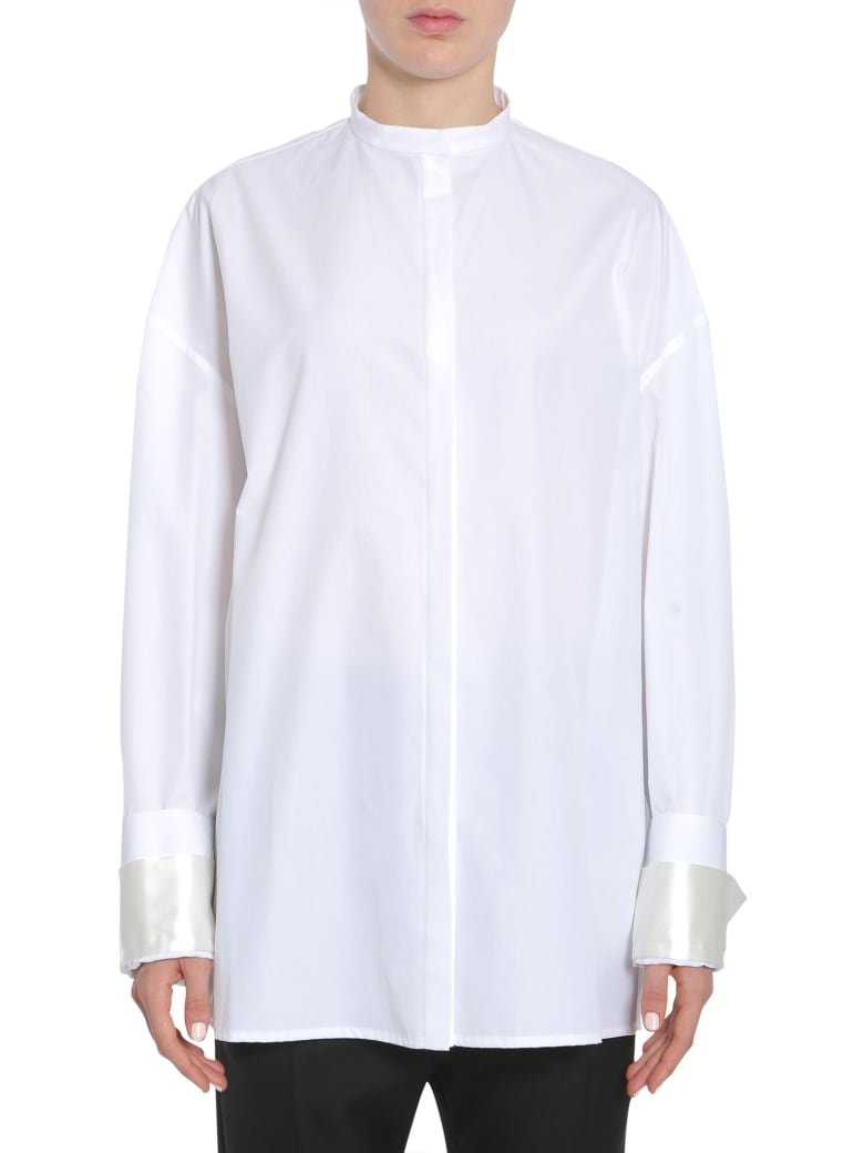 Haider Ackermann Byron Shirt - BIANCO