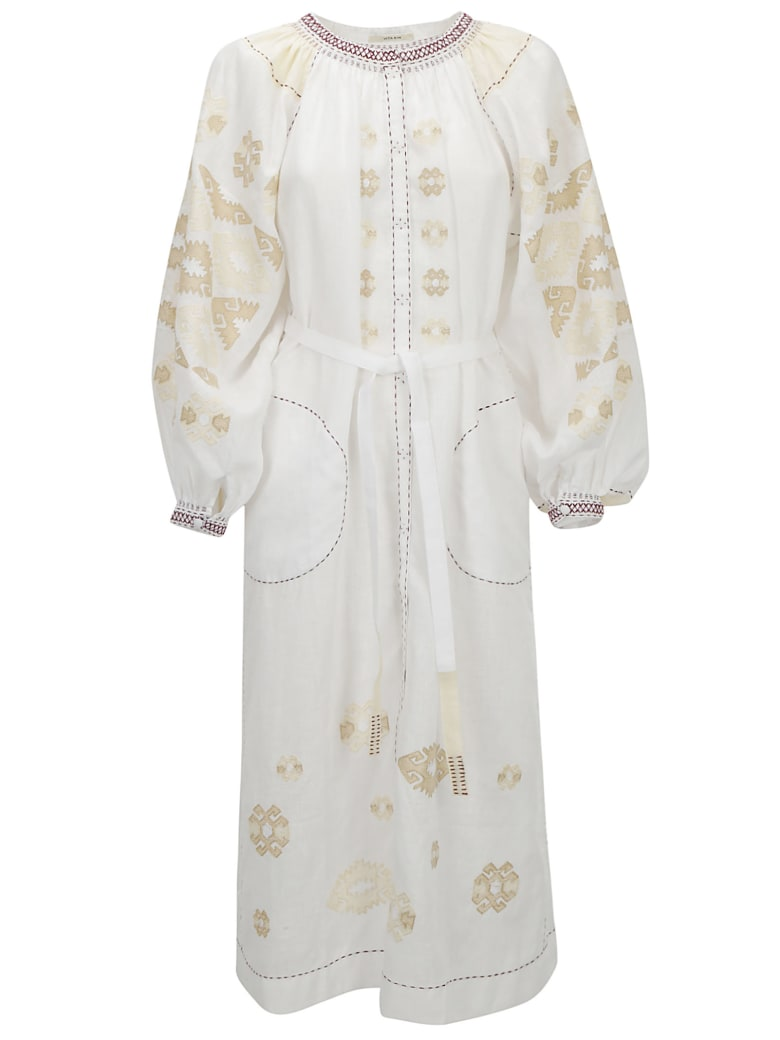 Vita Kin Shalimar Dress - White/beige