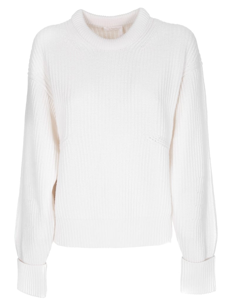 Chloé Ribbed Sweater