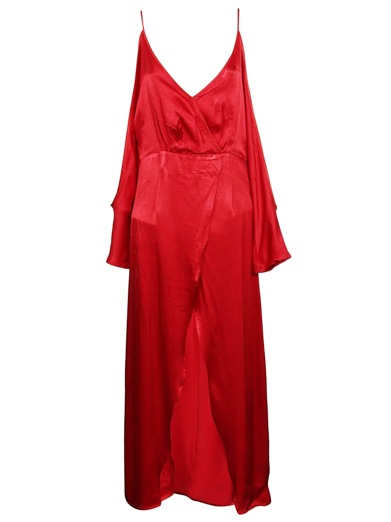 Jovonna Poomi Dress - Red
