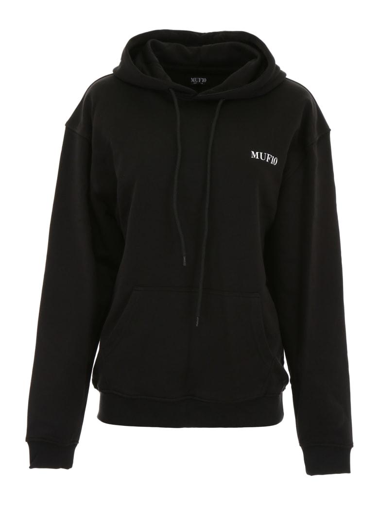 MUF10 Emblem Hoodie - BLACK (Black)