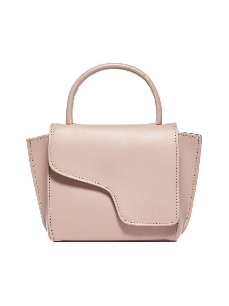 ATP Atelier Montalcino Mini Calfskin Bag - Khaki rose