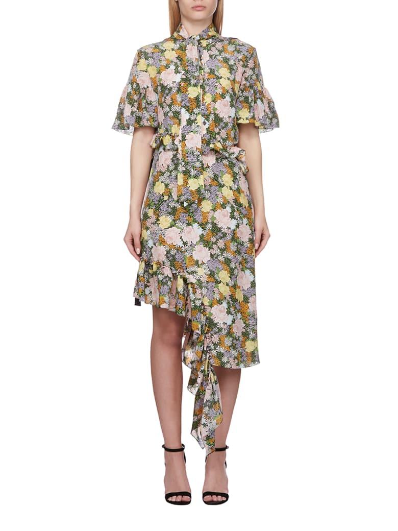 Rokh Dress - Multicolor