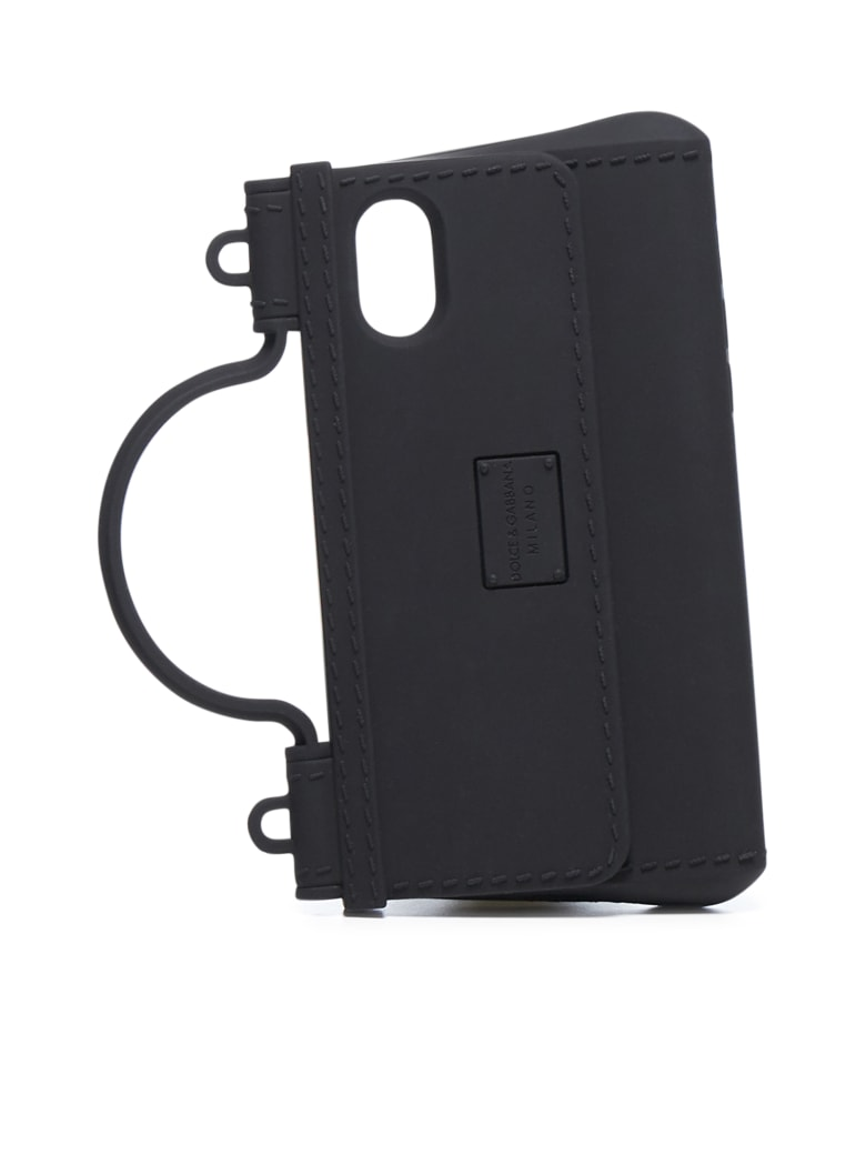 Dolce & Gabbana Hi-Tech Accessory - Nero