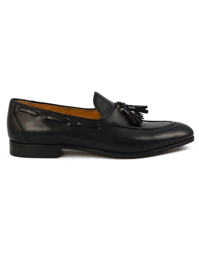 Church's Calf Leather Loafer Black - Nero