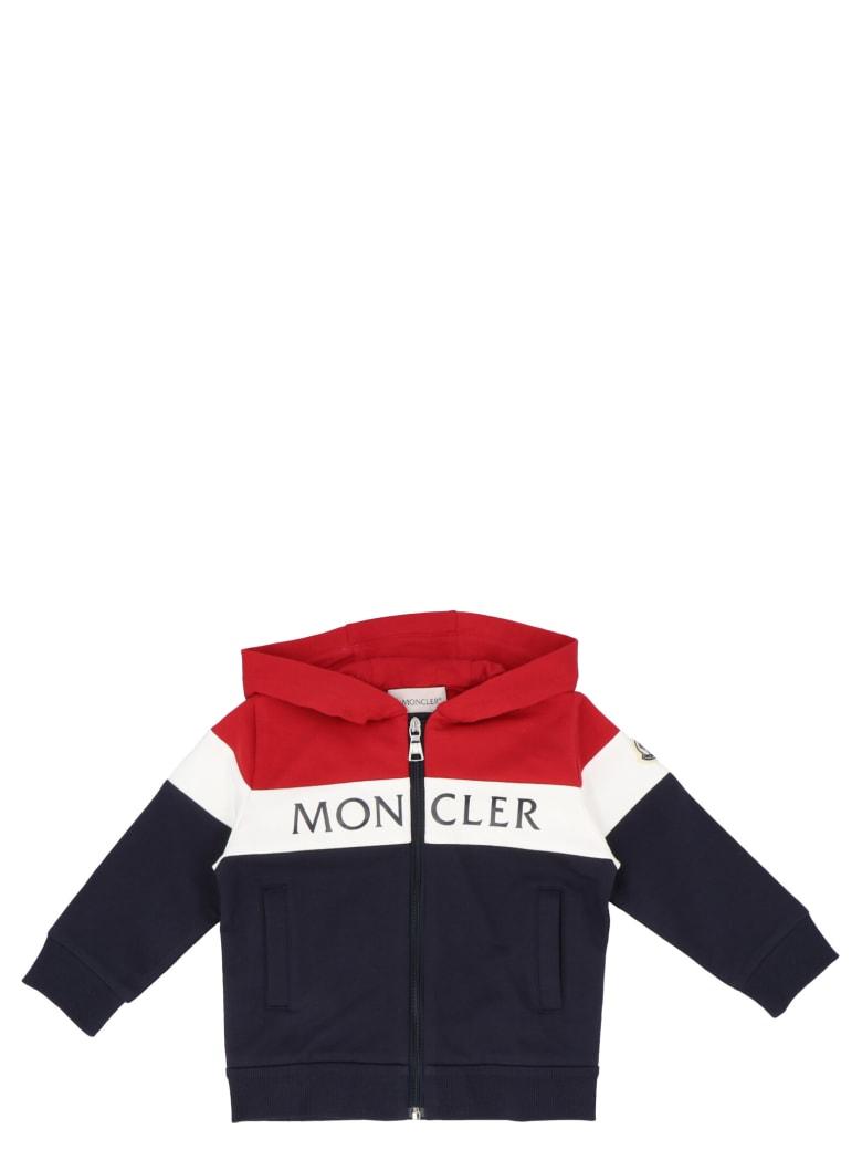 Moncler Baby Set - Blu