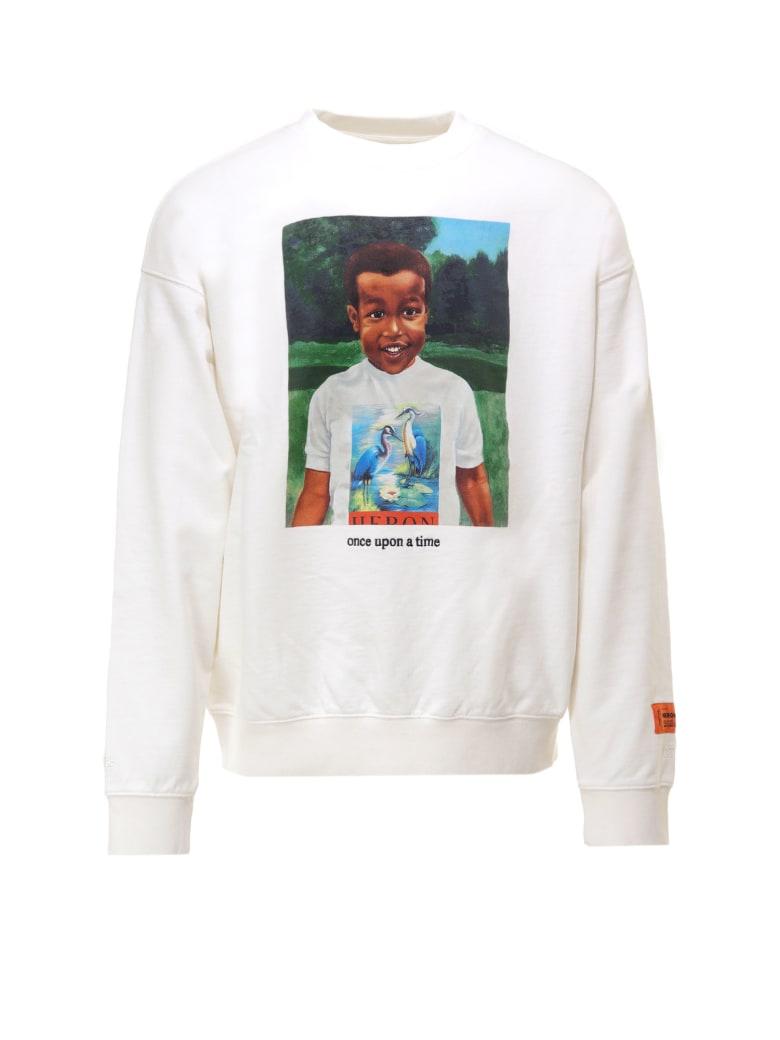 HERON PRESTON Sweatshirt - White