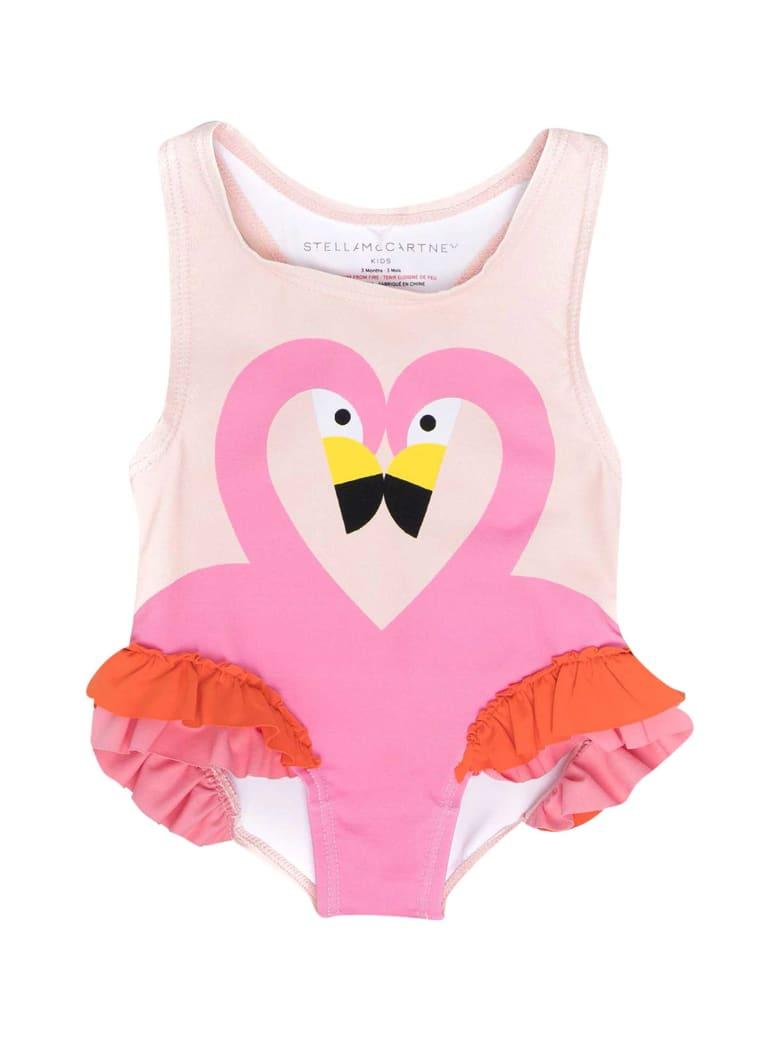 Stella McCartney Kids Swimsuit - Rosa
