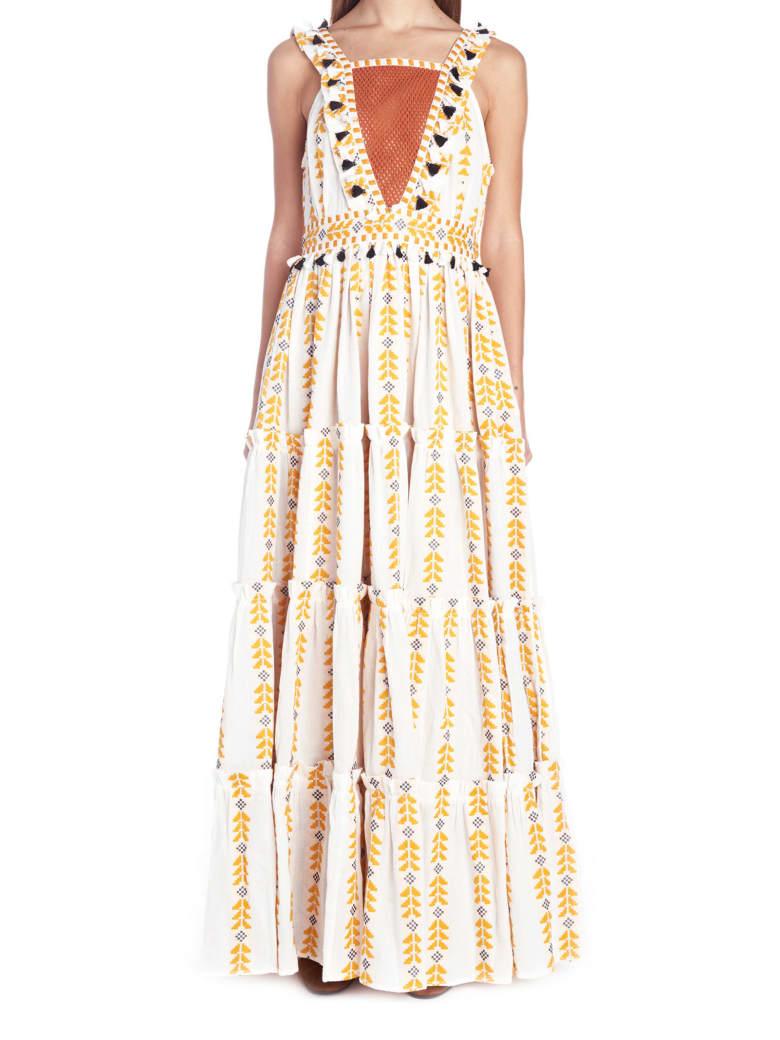 Dodo Bar Or 'alicia' Dress F - Giallo