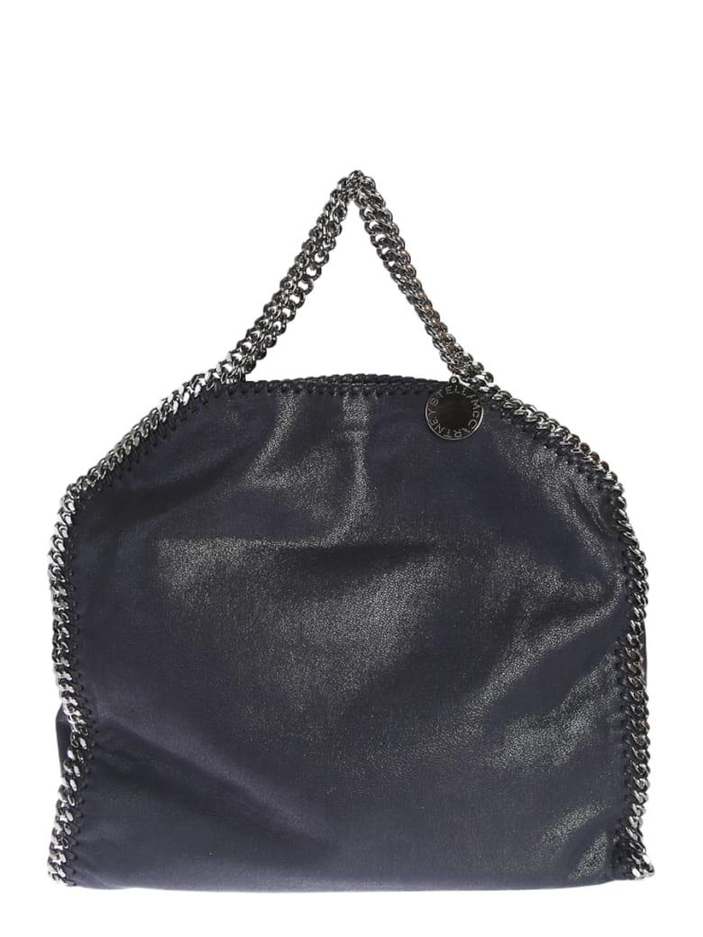 Stella McCartney Blue Falabella Triple Chain Bag - Blue
