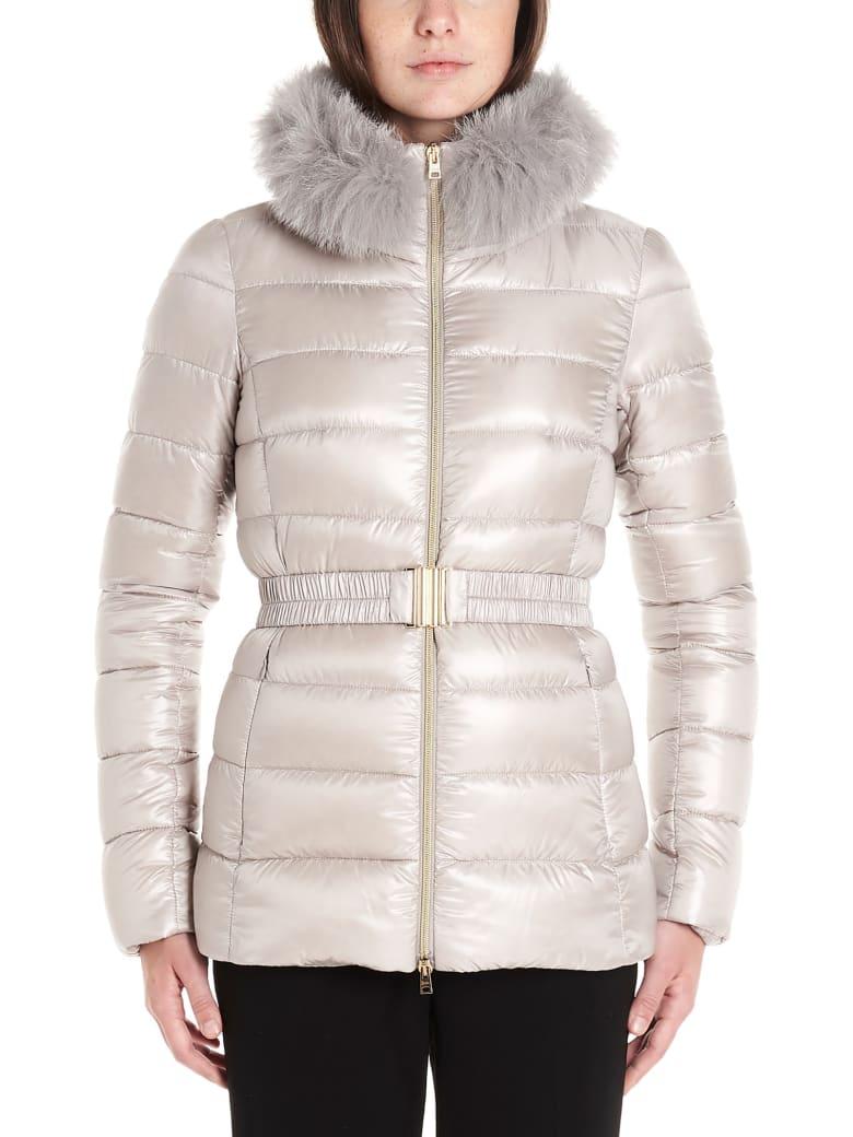 Herno 'claudia' Jacket - Grey
