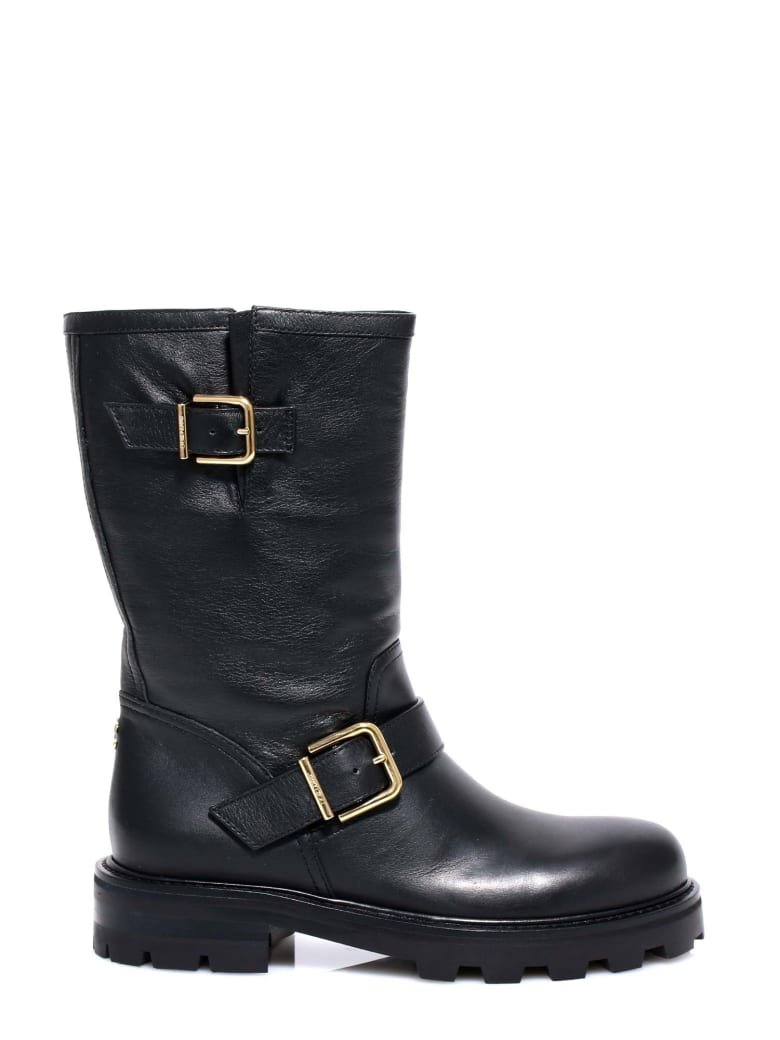 Jimmy Choo Boots - Black