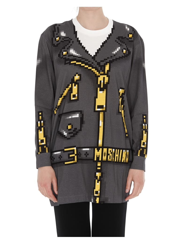 Moschino T-shirt - Grey