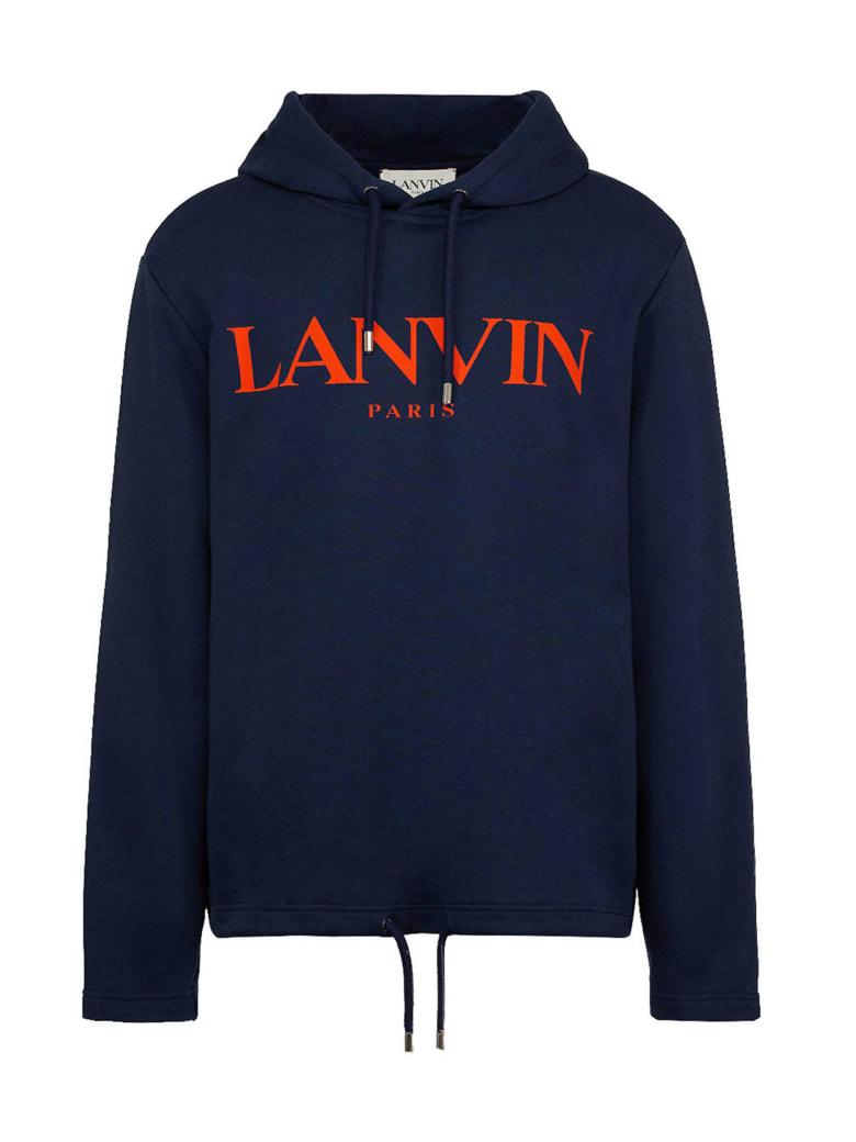 Lanvin Hoodie - Blue