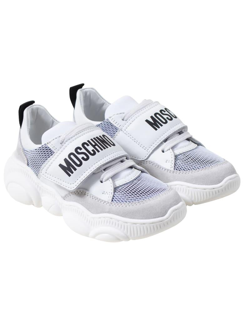 Moschino Child Sneakers