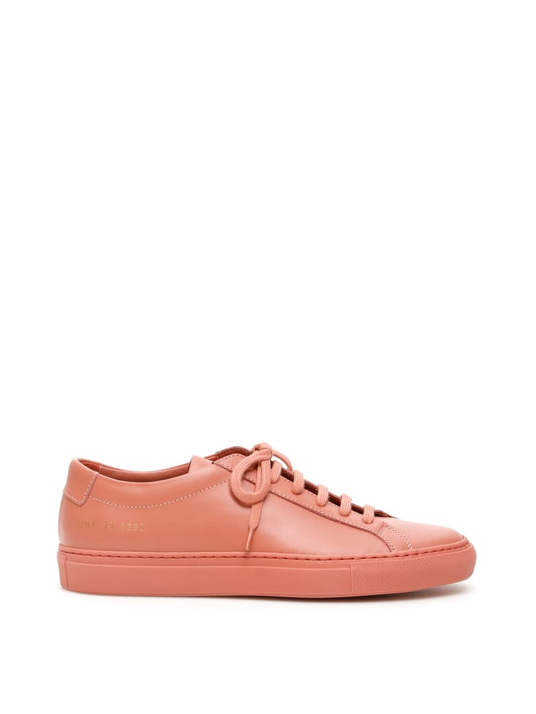 Common Projects Original Achilles Sneakers - ANTIQUE ROSE (Pink)