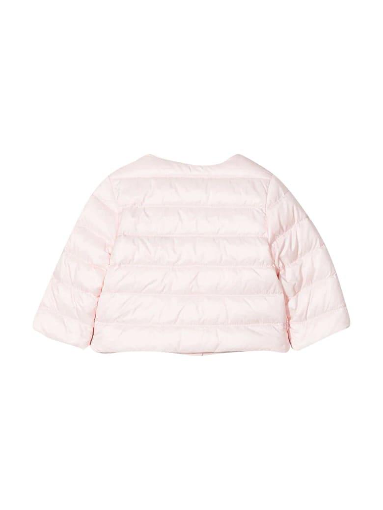 Moncler Pink Lightweight Jacket - Rosa