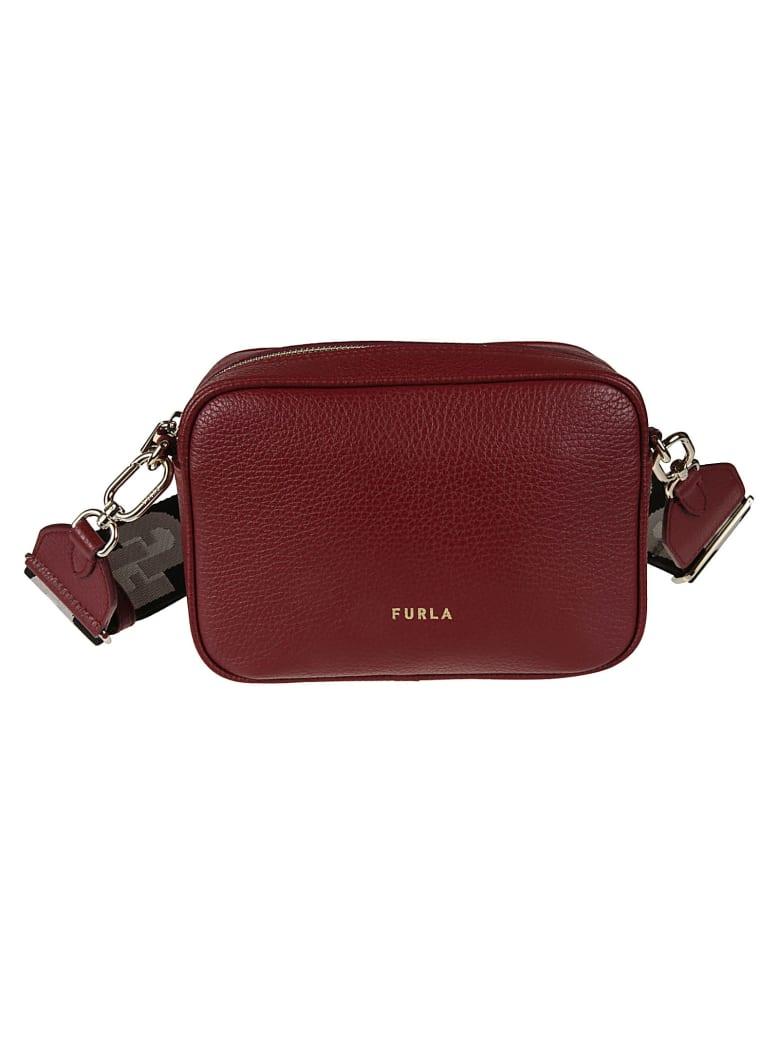 Furla Top Zip Camera Bag - Ciliegia