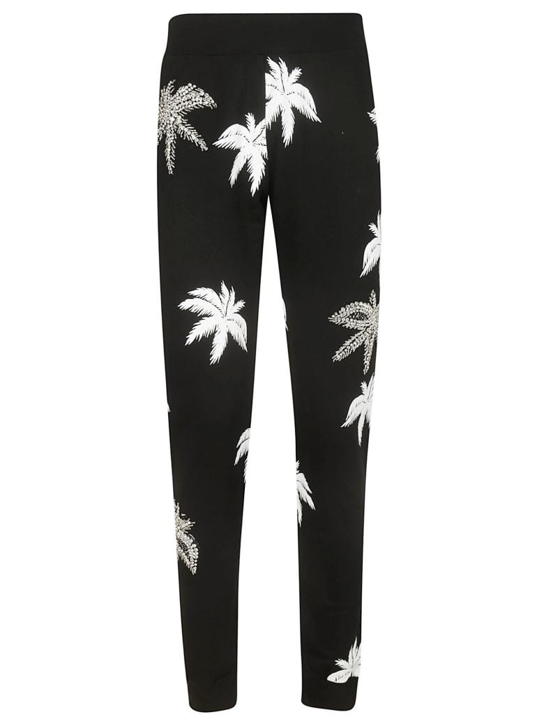 Philipp Plein Slim Printed Track Pants - Black