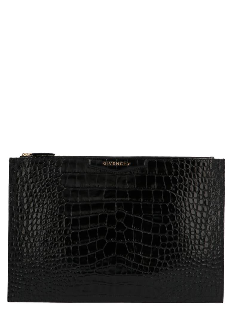 Givenchy 'antigona' Bag - Black