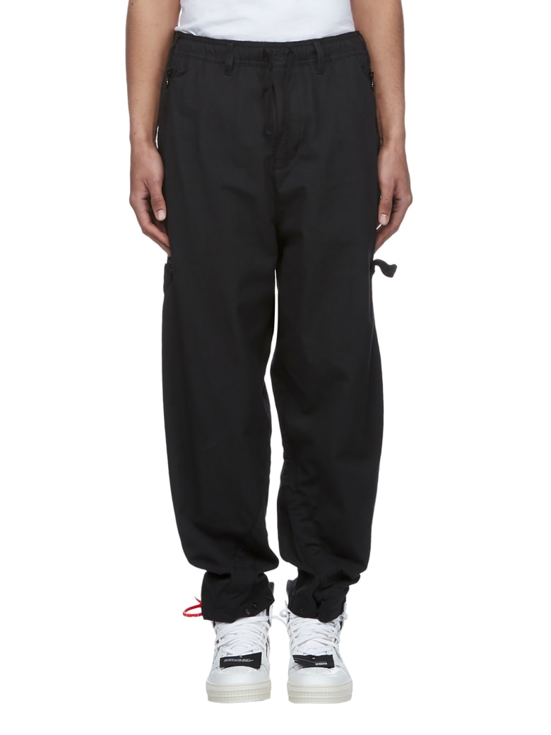 Stone Island Shadow Project Trousers - Nero