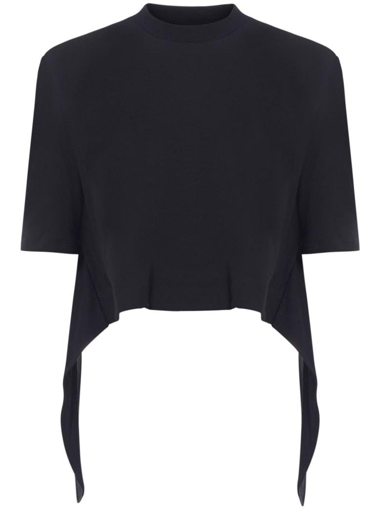 The Attico T-shirt - Black
