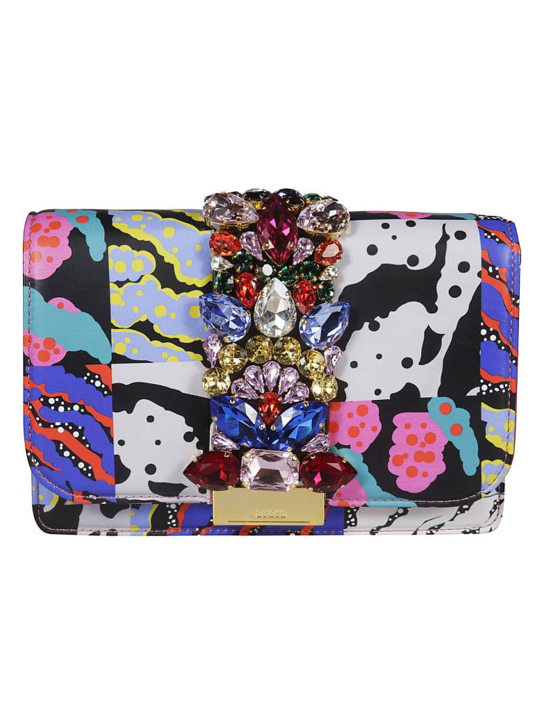 Gedebe Patchwork Shoulder Bag - Multicolor