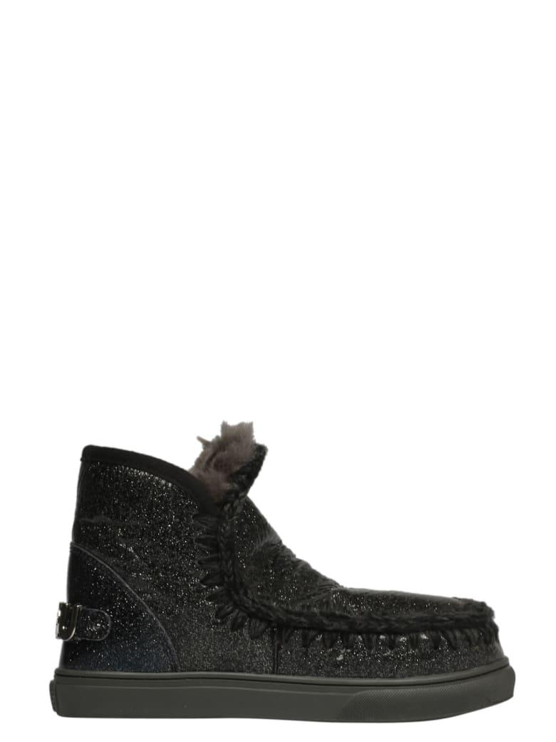 Mou Shoes - Black