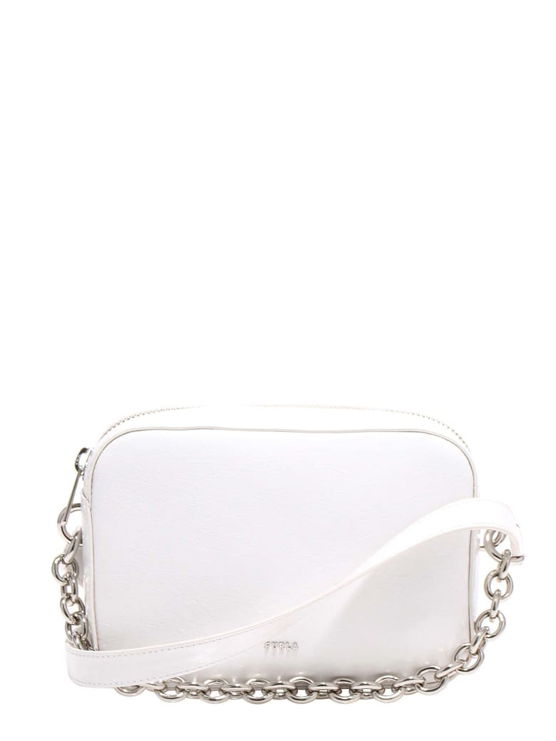 Furla Shoulder Bag - White