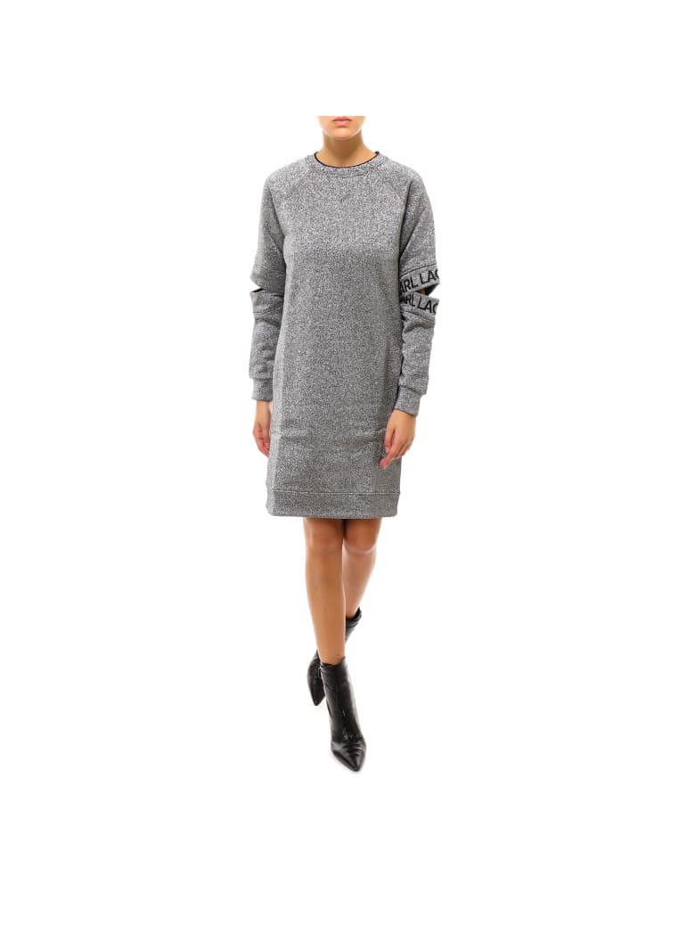 Karl Lagerfeld Dress - Silver