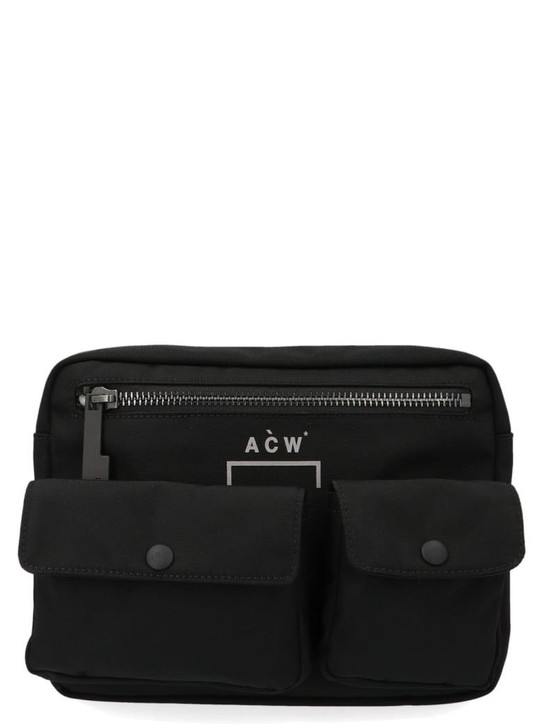 A-COLD-WALL 'abdomen Bag' Bag - Black