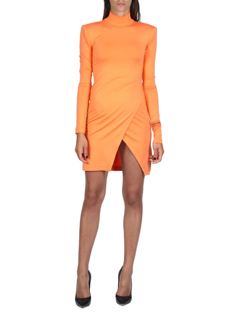 HERON PRESTON Dress - Arancio