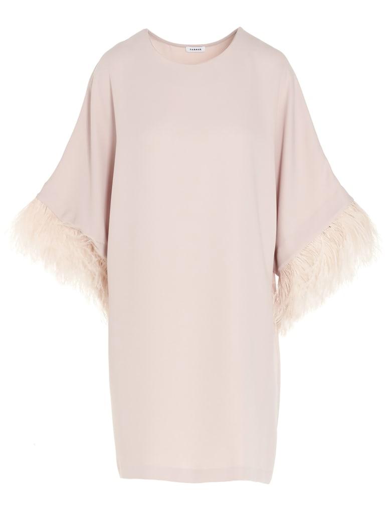 Parosh Dress - Pink