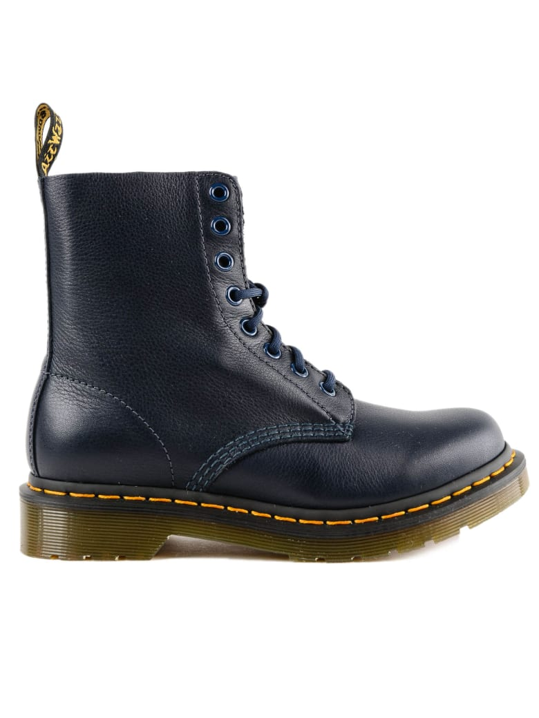 release date: various colors discount shop Best price on the market at italist | Dr. Martens Dr. Martens Pascal  Virginia Lace-up Boots