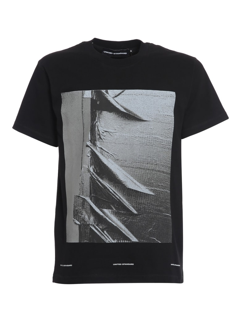 United Standard Piotr T-shirt - Blk Black