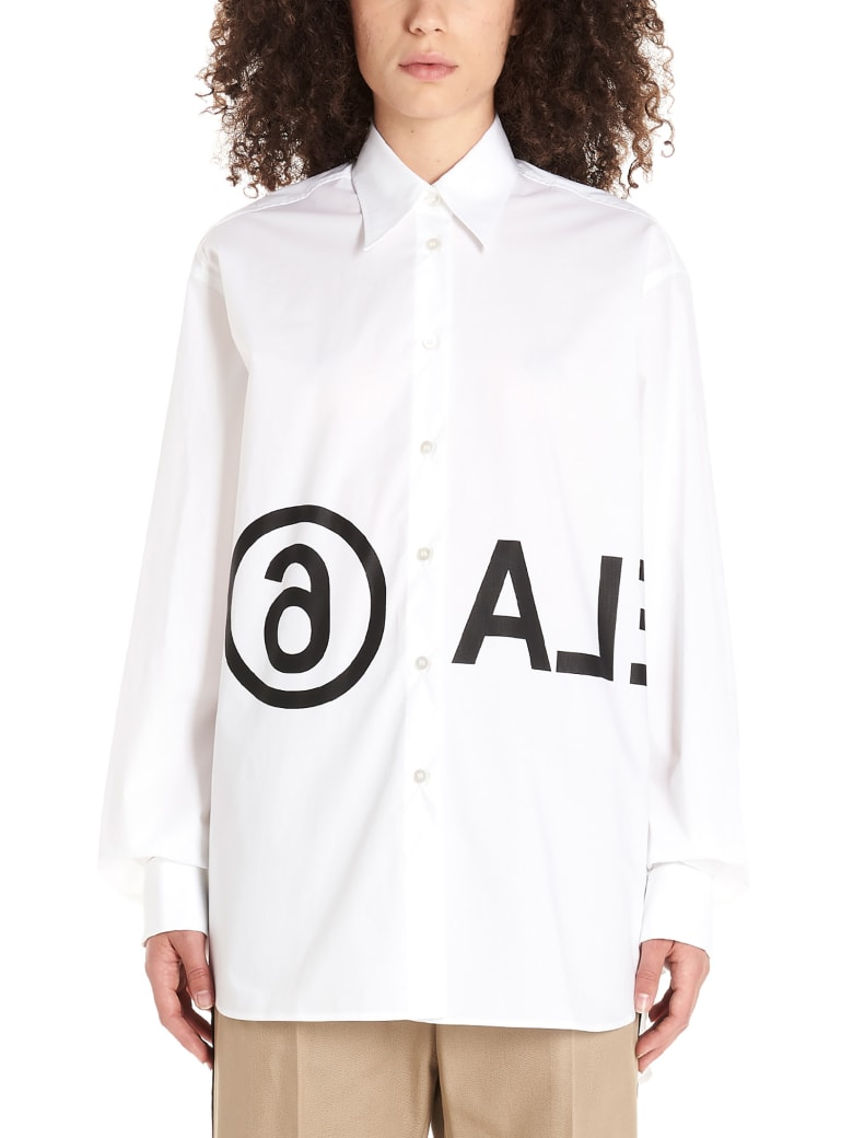 MM6 Maison Margiela Shirt - White
