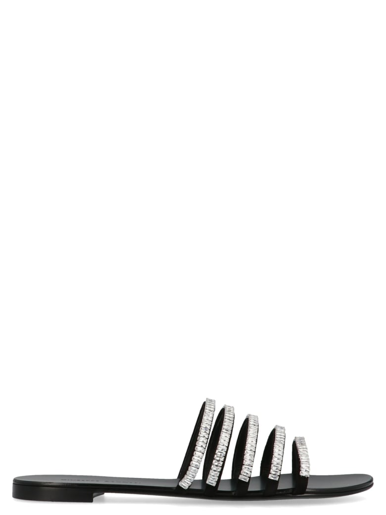 Giuseppe Zanotti Shoes - Black