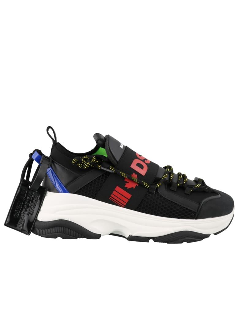 Dsquared2 D-bumpy Sneakers - Multicolor