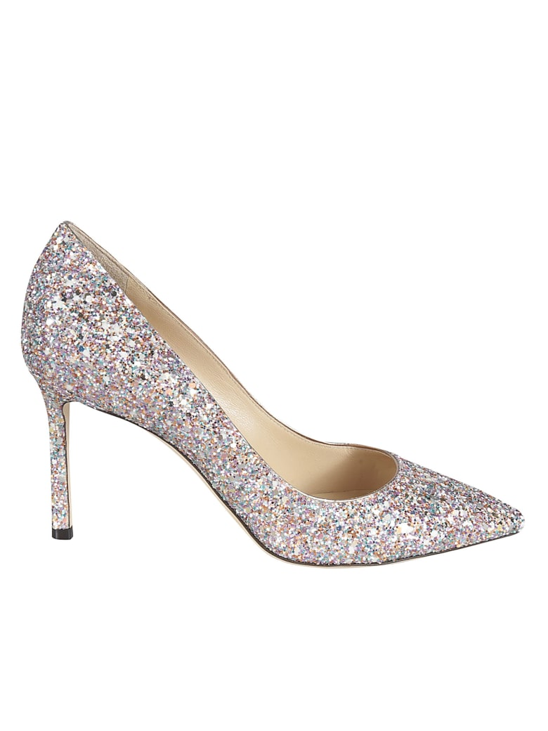 Jimmy Choo Glittery Pumps
