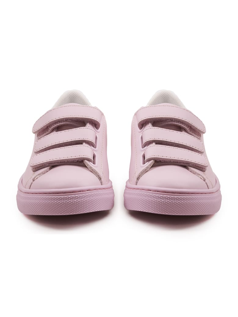 Moncler Adele Sneakers - Pink
