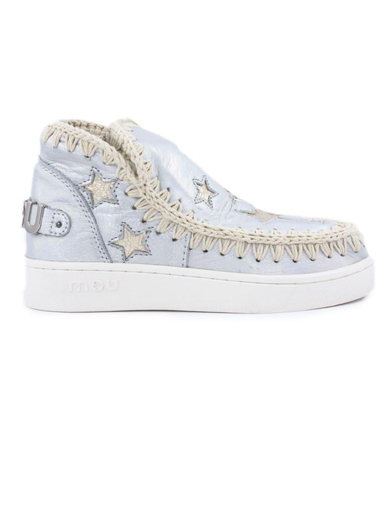 Mou Summer Eskimo Sneaker - Cielo