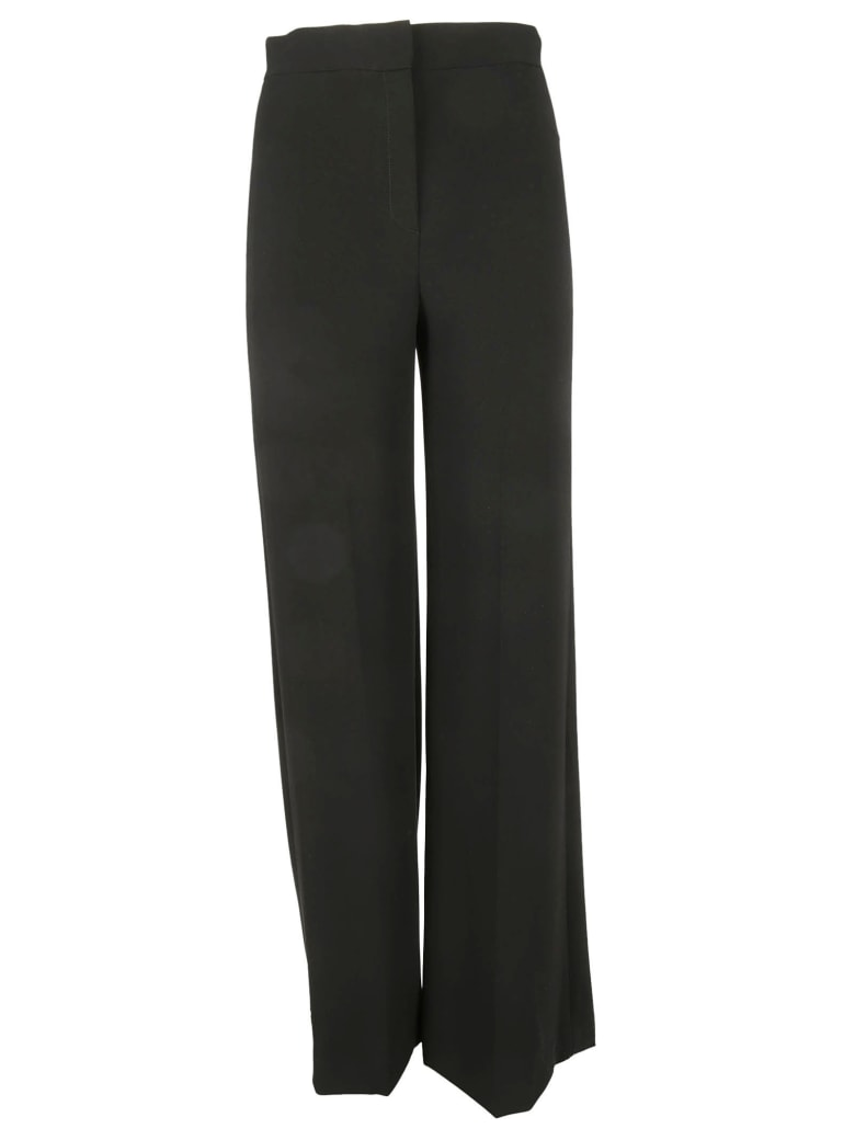 Theory Terena Wide Leg Trousers - Black